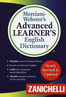 Winniearcher.com Advanced learner's english dictionary Image