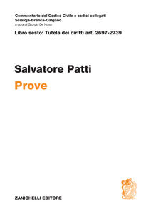 Libro Art. 2697-2739. Prove Salvatore Patti