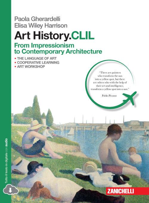 Art history.CLIL. Per le Scuole superiori