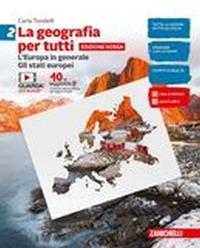 GEOGRAFIA PER TUTTI ED. ROSSA 2 ED. MIST