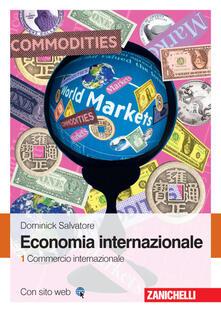 Antondemarirreguera.es Economia internazionale. Vol. 1: Commercio internazionale. Image