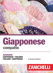 Giapponese compatto. Dizionario giapponese-italiano, italiano-giapponese.pdf
