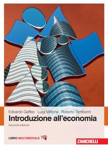 Squillogame.it Introduzione all'economia. Con Contenuto digitale (fornito elettronicamente) Image