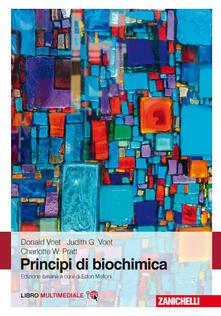 Parcoarenas.it Principi di biochimica. Con e-book Image