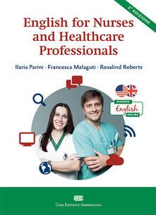 Filippodegasperi.it English for nurses and healthcare professionals Image