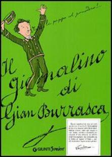 Il giornalino di Gian Burrasca - Vamba - copertina