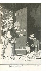 Libro Le avventure di Pinocchio Carlo Collodi 1