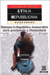 Copertina  L'Italia repubblicana