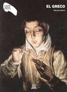 Libro El Greco. Ediz. illustrata Maurizio Marini