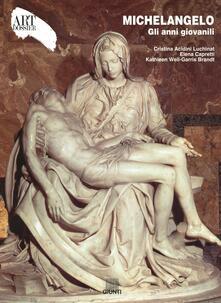 Antondemarirreguera.es Michelangelo. Gli anni giovanili. Ediz. illustrata Image