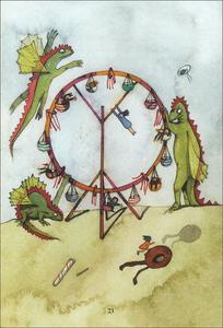 Libro Giovannino dei draghi Carla Vasio 1