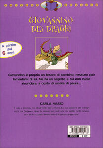 Giovannino dei draghi. Ediz. illustrata - Carla Vasio - 4