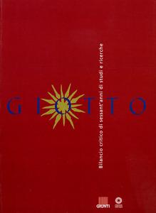 Libro Giotto. Bilancio critico di sessant'anni di studi e ricerche Angelo Tartuferi