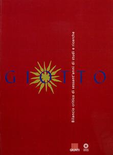 3tsportingclub.it Giotto. Bilancio critico di sessant'anni di studi e ricerche Image
