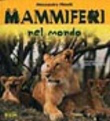 Parcoarenas.it Mammiferi nel mondo Image