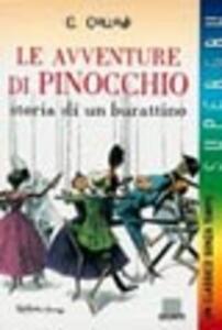 Le avventure di Pinocchio. Storia di un burattino - Carlo Collodi - copertina