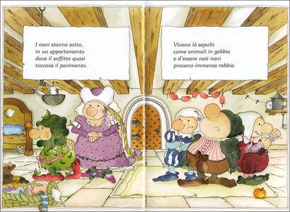 Foto Cover di I nani di Mantova, Libro di Gianni Rodari, edito da Giunti Junior 1