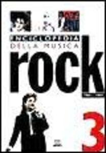 Foto Cover di Enciclopedia della musica rock (1980-1989), Libro di  edito da Giunti Editore