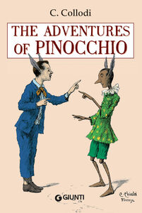 Libro The adventures of Pinocchio Carlo Collodi 0