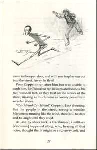 Libro The adventures of Pinocchio Carlo Collodi 1