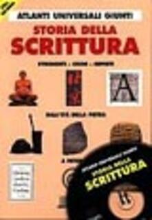 Amatigota.it Storia della scrittura. Con CD-ROM Image