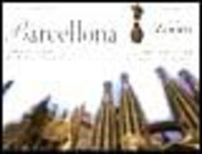 Foto Cover di Barcellona. Carta e guida alla città: storia e monumenti, Libro di  edito da Giunti Editore