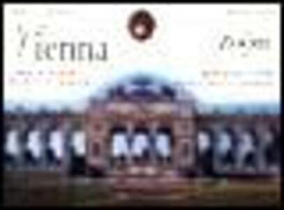 Foto Cover di Vienna. Carta e guida alla città: storia e monumenti, Libro di  edito da Giunti Editore