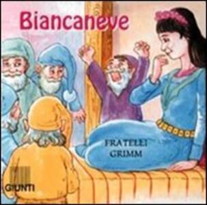 Biancaneve - Jacob Grimm,Wilhelm Grimm - copertina