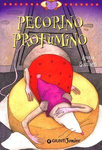 Foto Cover di Pecorino profumino, Libro di Anna Sarfatti, edito da Giunti Junior 0