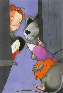 Foto Cover di Pecorino profumino, Libro di Anna Sarfatti, edito da Giunti Junior 3