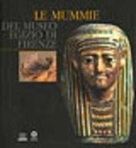 Le mummie del Museo egizio di Firenze - copertina
