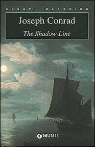 Libro The shadow-line Joseph Conrad