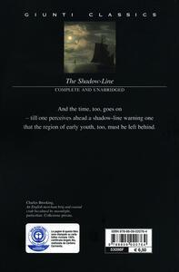 The shadow-line - Joseph Conrad - 2