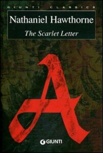 Libro The scarlet letter Nathaniel Hawthorne