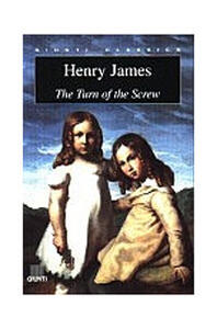 The turn of the screw - Henry James - copertina