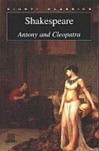 Foto Cover di Antony and Cleopatra, Libro di William Shakespeare, edito da Giunti Editore