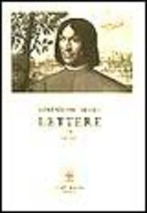 Foto Cover di Lettere. Vol. 8: 1484-1485., Libro di Lorenzo de' Medici, edito da Giunti Editore