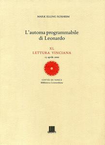 Libro L' automa programmabile di Leonardo M. Elling Rosheim