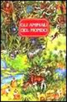 Antondemarirreguera.es Gli animali del mondo Image