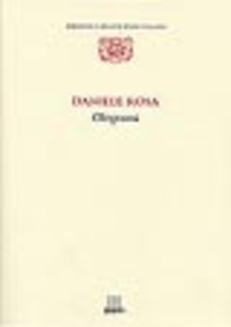 Libro Ologenesi Daniele Rosa