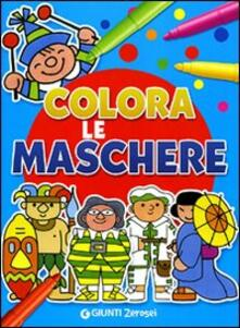 Squillogame.it Colora le maschere Image