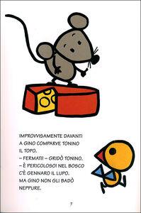 Libro Gino il pulcino e altre storie Karen Gunthorp , Attilio Cassinelli 1