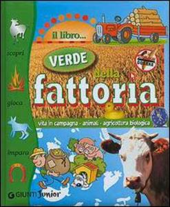 Libro Il libro verde della fattoria Valeria Palazzolo