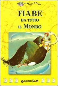 Libro Fiabe da tutto il mondo Carla Poesio