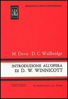 Voluntariadobaleares2014.es Introduzione all'opera di D. W. Winnicott Image