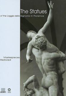 Camfeed.it The statues of the Loggia della Signoria in Florence Image