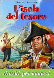 Libro L' isola del tesoro Robert L. Stevenson 0