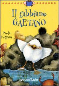 Libro Il gabbiano Gaetano Paola Coppini 0