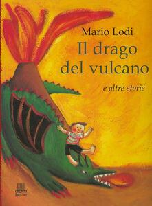 Il drago del vulcano e altre storie - Mario Lodi - copertina