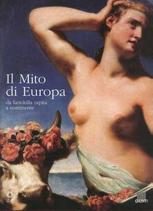 Rallydeicolliscaligeri.it Il mito di Europa. Da fanciulla rapita a continente. Catalogo della mostra Image